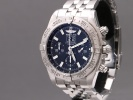 Breitling Blackbird Big Date - 2007 full set, mycket fint skick