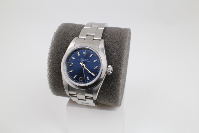 SÅLD - Rolex Lady Oyster Perpetual 24mm, 76080 Ladies