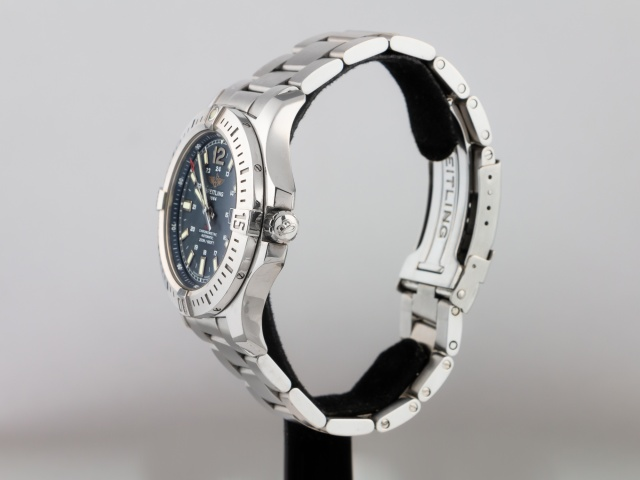 SÅLD - Breitling Colt 44 Automatic, Full set 2016
