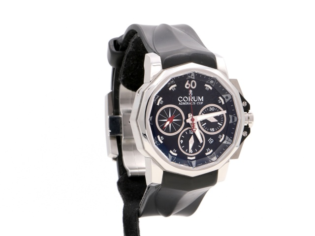 Corum Admiral's Cup Challenge 44mm Chrono - Full set, nyservad