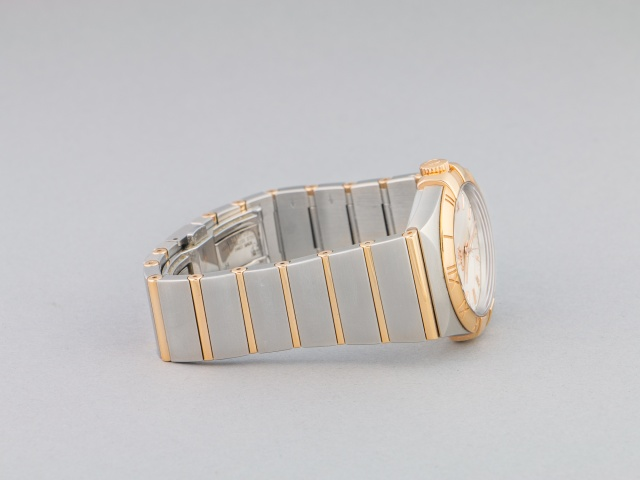 SÅLD - Omega Constellation Guld/Stål - Nyskick, full set