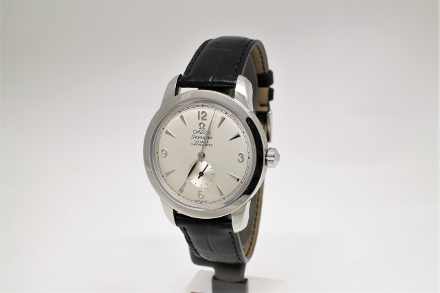 SÅLD - Omega Seamaster 1948 Co-Axial Limited Edition