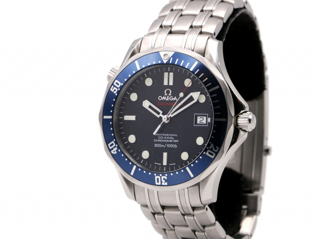 SÅLD - Omega Seamaster Diver 300M Co Axial 41 mm
