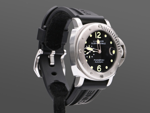 Panerai Luminor Submersible PAM24, Full set, svensksåld -17